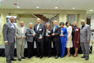 Legends honored for Black History Month