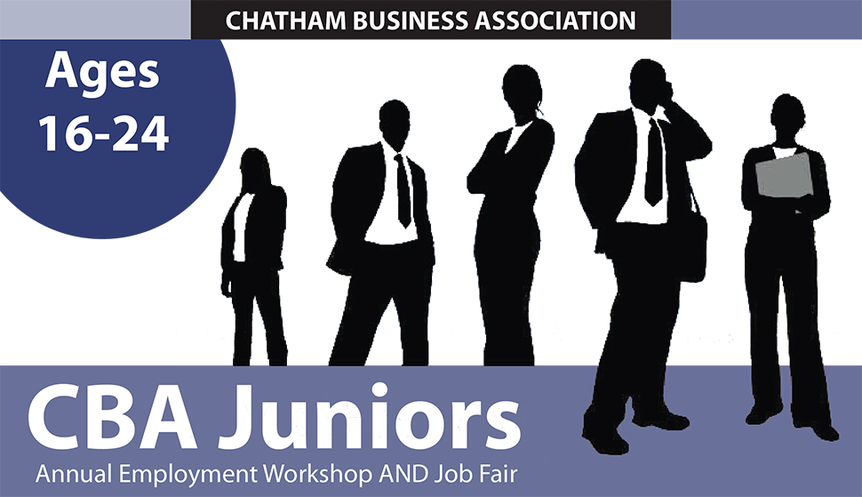 CBA JR Job Fair 2016