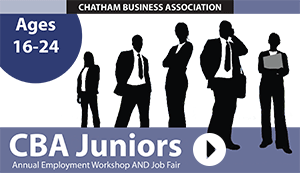 CBA Juniors Employment Workshop and Job Fair