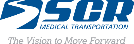 SCR Medical Transport Logo